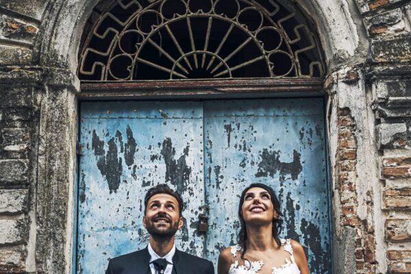 Rosy and Filippo's wedding