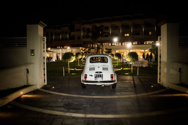 Franca and Massimo's wedding