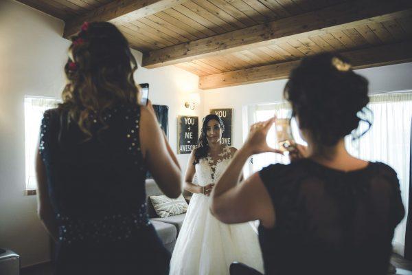 Giusy and Alessio's wedding